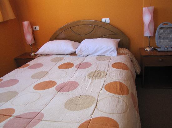 Welcome Cusco Hostal: room
