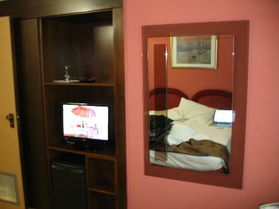 Hotel Royal Torino : la camera 507