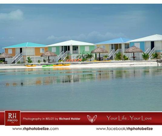 Royal Palm Island Resort: beach front