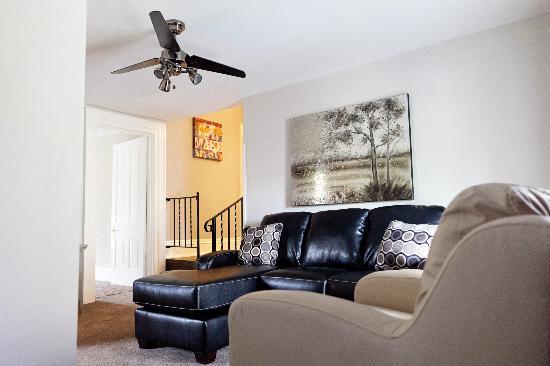 Brayton Bed and Breakfast: Living Room