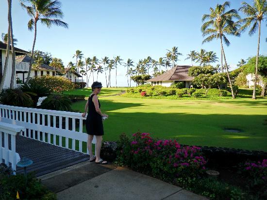 Kiahuna Plantation Resort: Kiahuna grounds