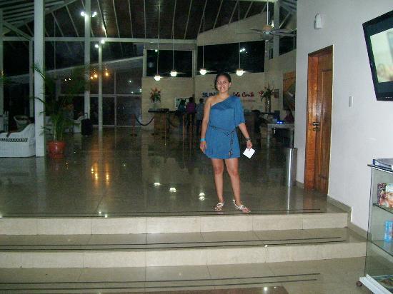 Isla Caribe Beach Hotel: Lobby del Hotel