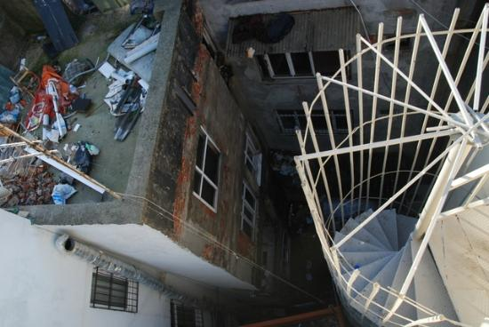 Aldem Hotel: uitzicht vanaf kamer 503