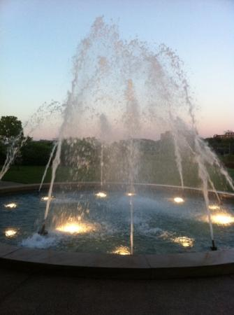 The Arboretum at Penn State: Waterfall