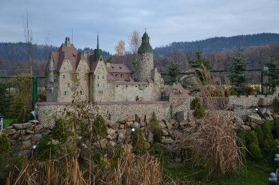 Kowary, Poland: Burg Tzschocha