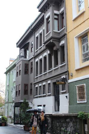 Ibrahim Pasha Hotel: Hôtel Ibrahim Pasha