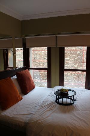Ibrahim Pasha Hotel: Chambre standard n°202