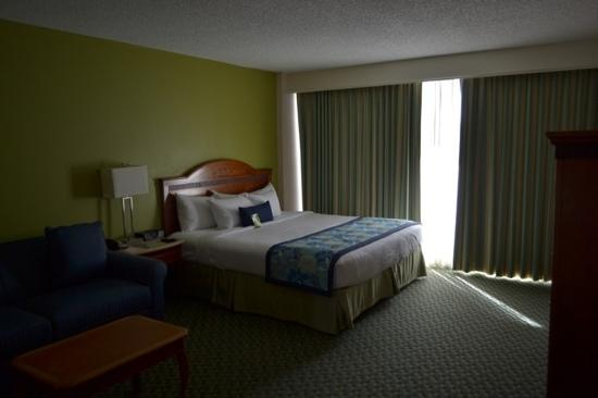 Courtyard by Marriott Key Largo: the room