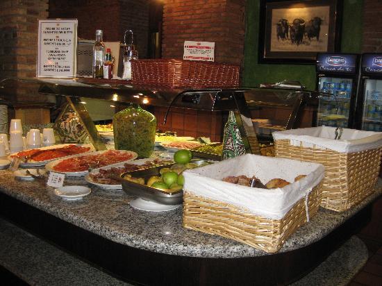 Hotel Rialto : Breakfast buffet