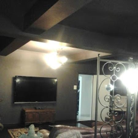 Twin Pine Manor Bed & Breakfast: Entertainment Room