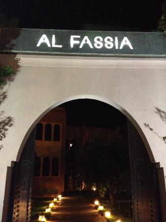 Al Fassia Aguedal : 1