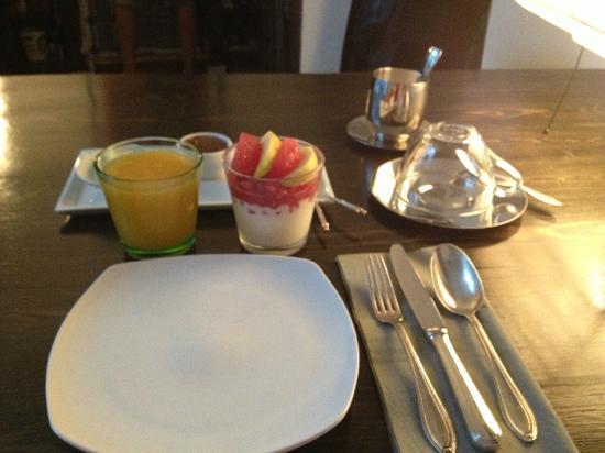 Dar 23: Breakfast