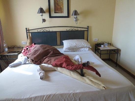 Jaz Makadi Oasis Resort and Club: Вот какую красоту нам накручивали