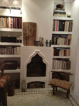 Dar 23: Living room