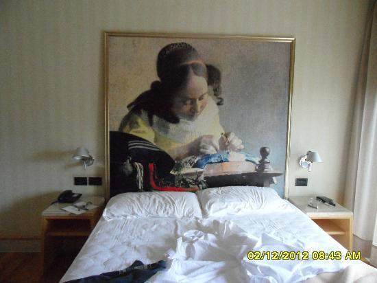 Hotel Tre Fontane: la nostra camera