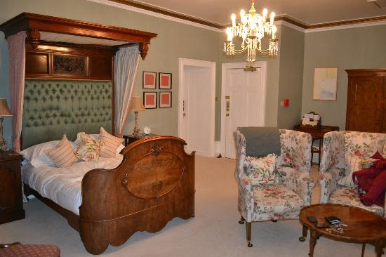 Boath House Hotel: Room 3