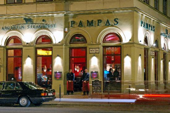 ‪Pampas Steakhouse‬