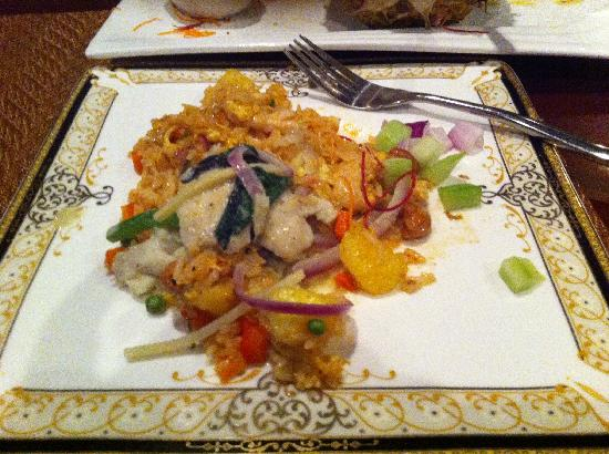 Tamarind Authentic Malaysian & Thai Cuisine: My plate