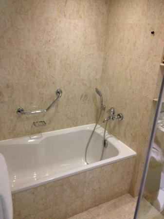 Sheraton Hong Kong Hotel & Towers: Shower