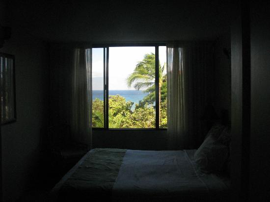 Aston Kaanapali Shores: View from bedroom