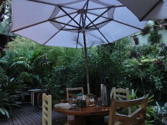 Pousada Riacho dos Cambucas: Afternoon tea