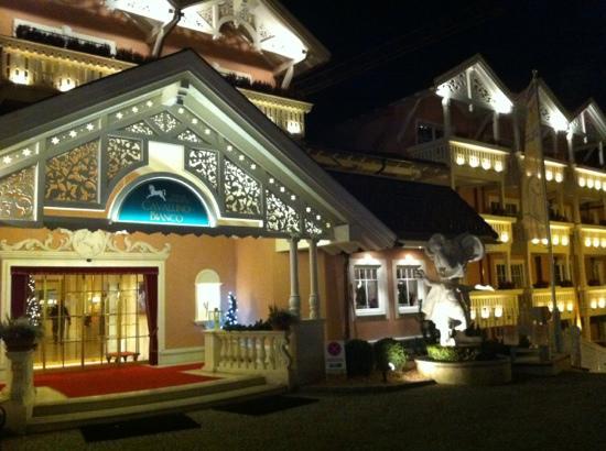 Cavallino Bianco Family Spa Grand Hotel: l'atmosfera !!!