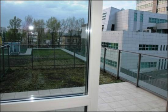P&O Apartments - Grzybowska : terrase