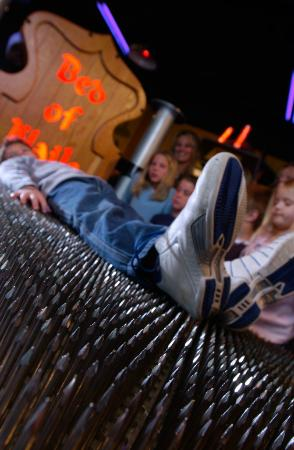 Syracuse, NY: Bed of Nails