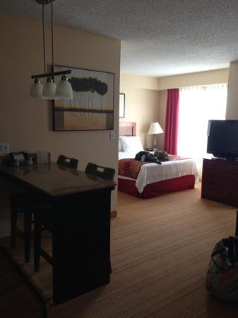 Residence Inn Baltimore White Marsh : studio suite