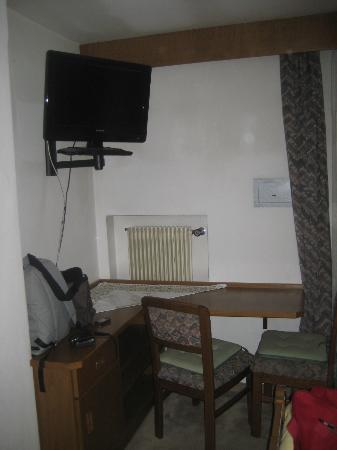 Hotel Pension Grafenstein: camera