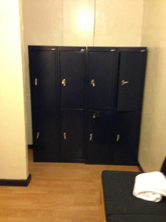 Freehand Miami The Room I Shared Had Lockers To Lock Your Stuff