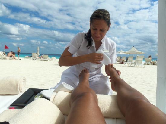 cancun massage on beach Elgin, Illinois