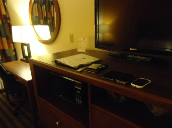 Comfort Inn Yulee: The Room