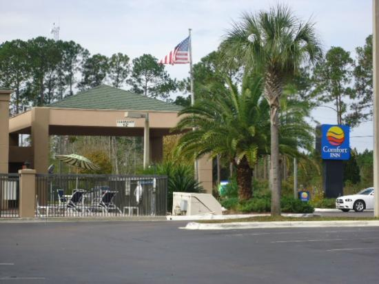 Comfort Inn Yulee: The hotel