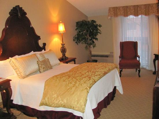 Old Stone Inn Boutique Hotel: Deluxe Queen Room