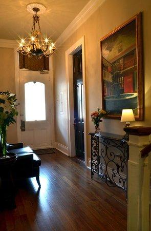 Hotel Maison de Ville: Foyer