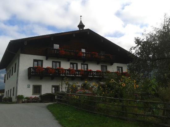 Bauernhof Rettenbachgut: Außenansicht