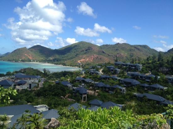 Raffles Seychelles: Panoramic pics