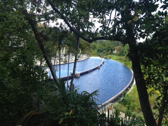 Raffles Seychelles: Pool