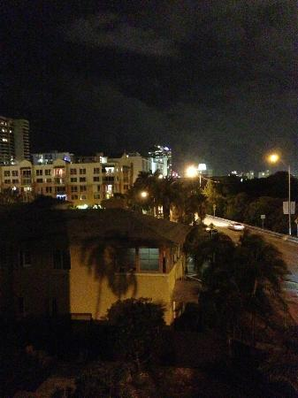 Freehand Miami: the view from my room from other side :)