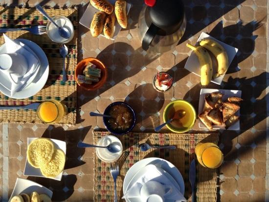 Riad Aladdin: marrakech
