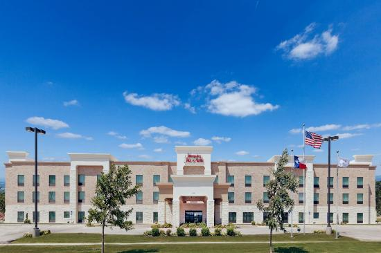Hampton Inn & Suites Dumas hotel