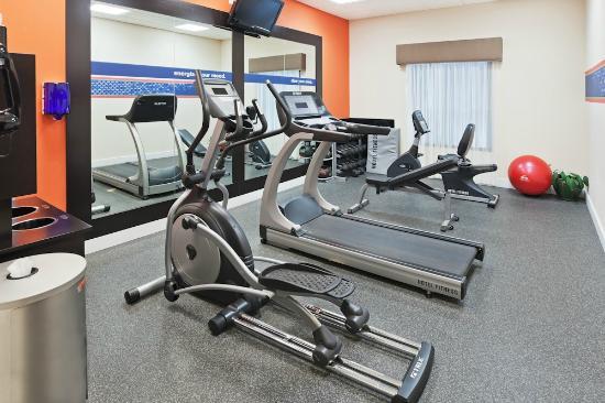 Hampton Inn & Suites Dumas: Fitness Center