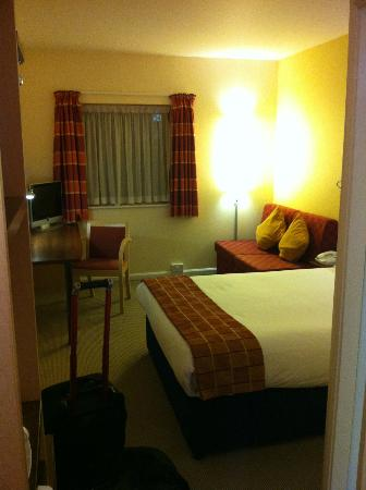 Holiday Inn Express Exeter: Room 060