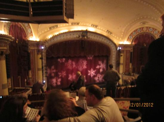 PlayhouseSquare : Stage of State Theatre