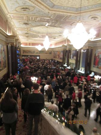 PlayhouseSquare: Atrium of State Theatre 2