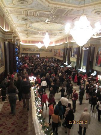 PlayhouseSquare: Atrium of State Theatre 3