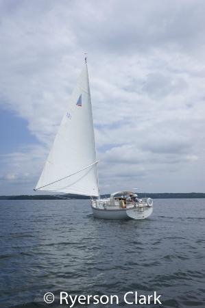 Cape Breton Sailing Charters Daysailing