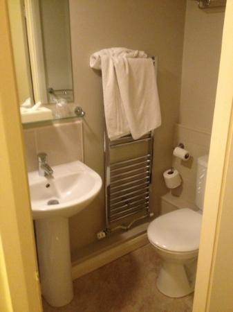 The Lord Nelson Hotel: the en-suite