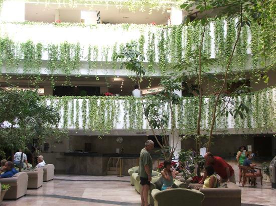 Friendly Vallarta All Inclusive Family Resort: lobby